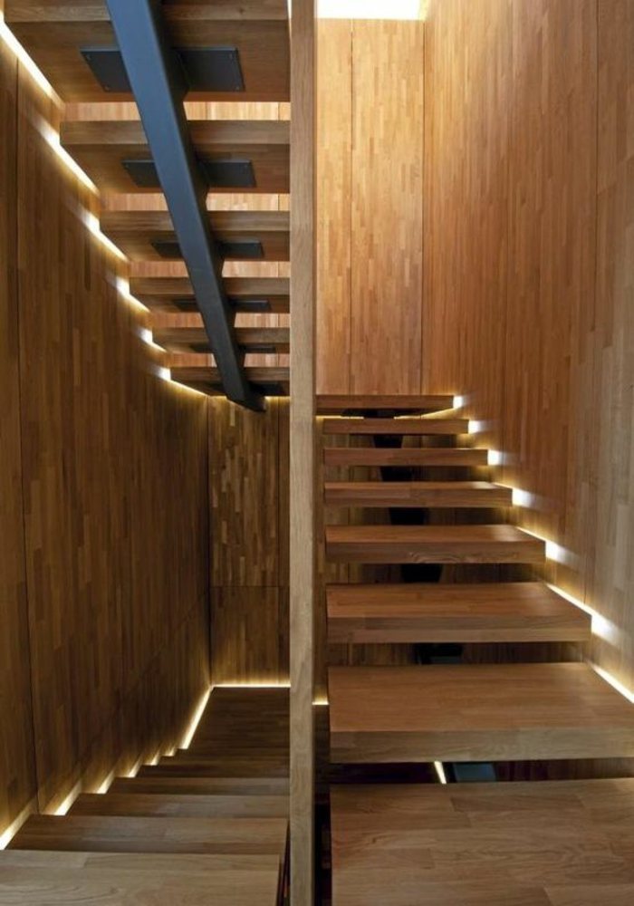 staircase examples wooden stairs lighting staircase