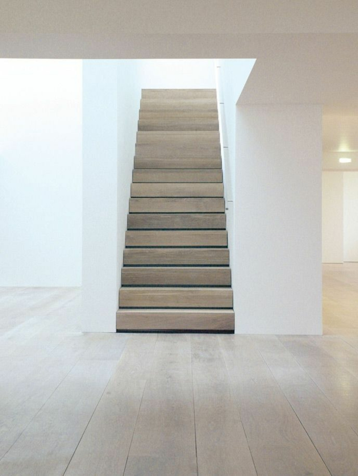 wooden staircase build or renovate flooring wood yourself