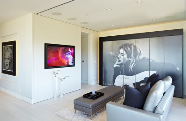 intelligent designs with folding bed wall panels with kurt cobain