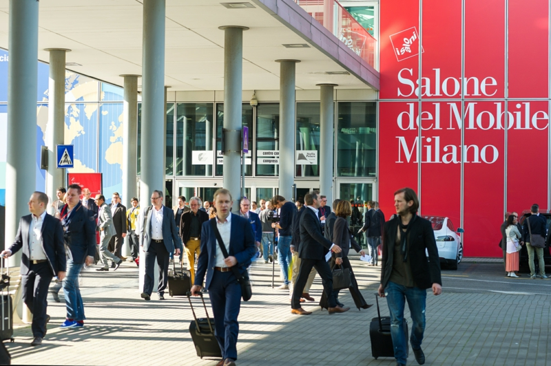 Isaloni Fair Milan Salone del Mobile 2016