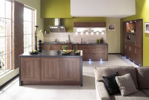 kitchens with lower cabinets