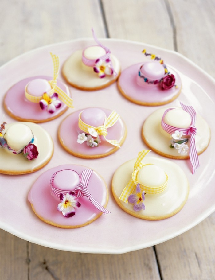 cookies baking easter spring fancy decoration