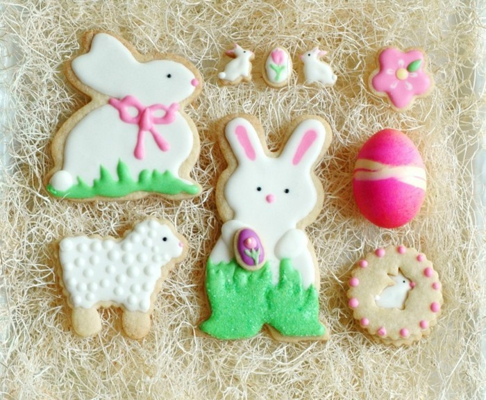 biscuits decorate easter easter party ideas