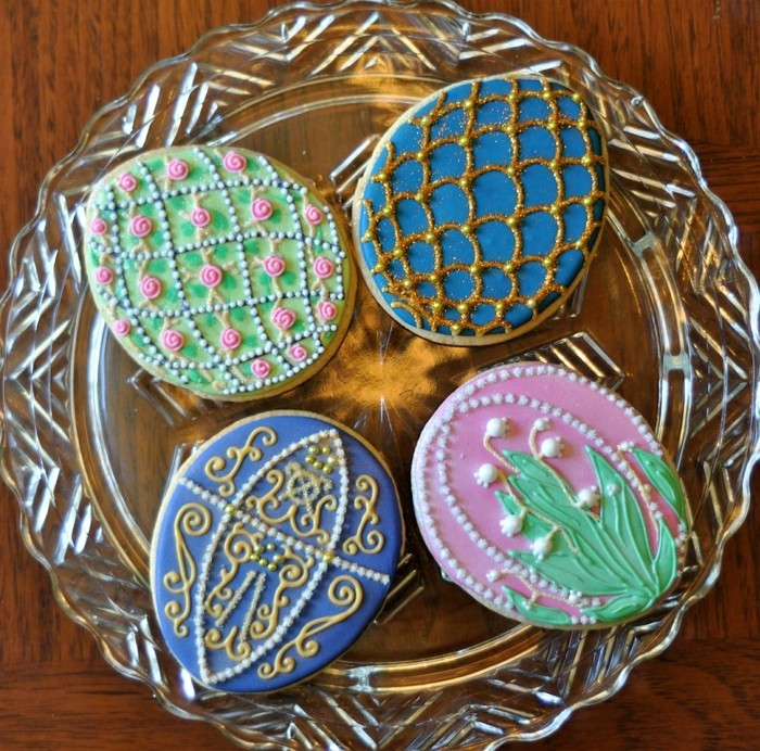 biscuits decorate easter cookies decorate ideas small details