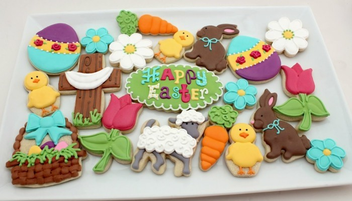 cookies decorate easter cookies easter party ideas