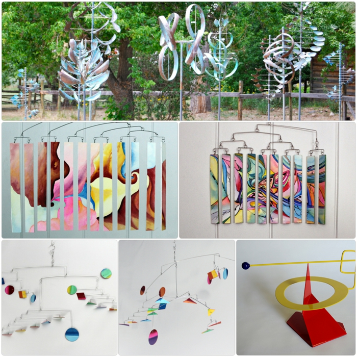 kinetic art modern sculptures examples