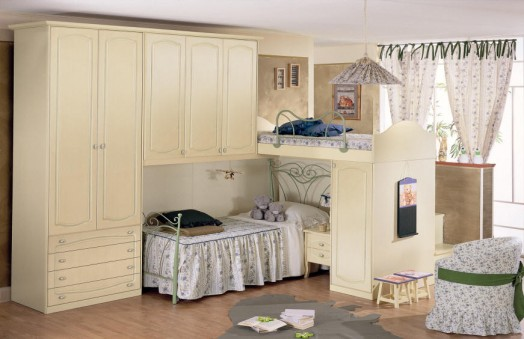 classic nursery furnishings round built-in wardrobes