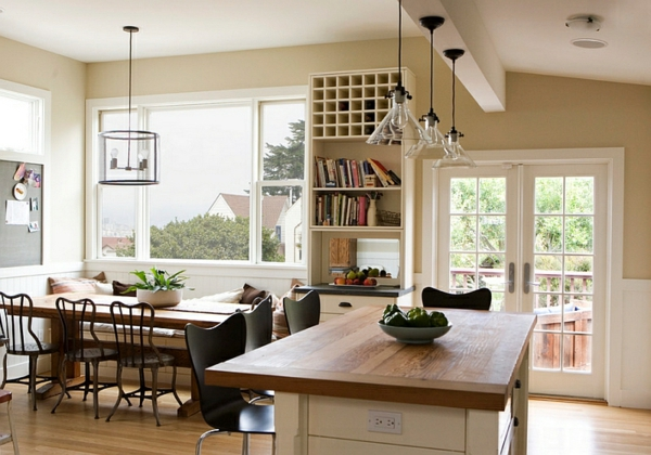 country house furnishing ideas kitchen dining room