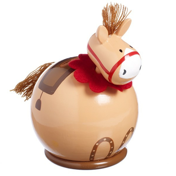 funny money boxes kids animals