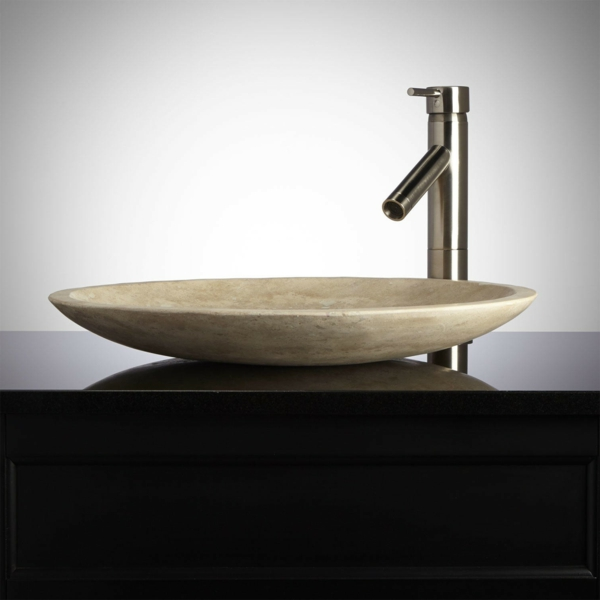 modern sink chic ljusbrun design