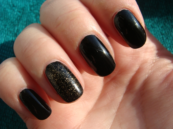 nail design black ideas nail trends lifestyle beauty