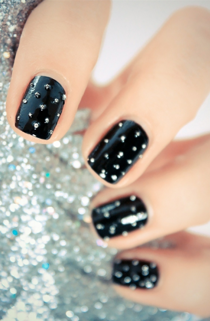 nail polish ideas black nail polish lifestyle beauty