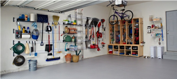 Regulation in the garage shelving systems open wall shelves