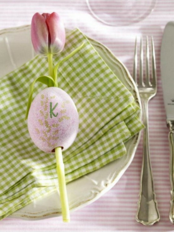 impressive decoration ideas for easter ornament tulips