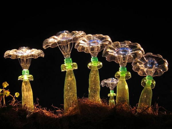 pet bottles art plastic bottles jellyfish