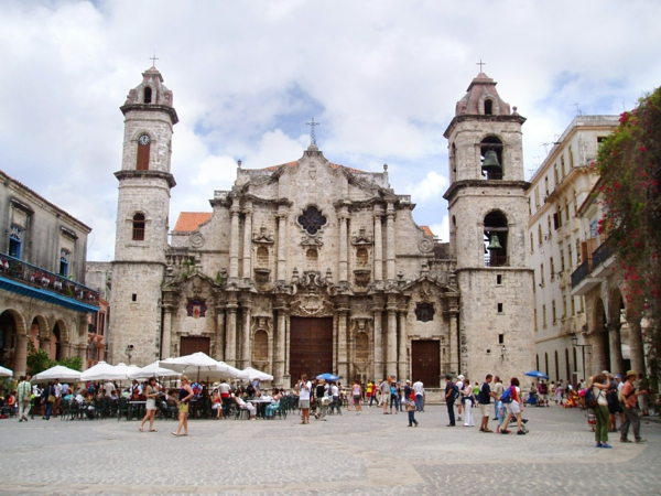 travel to cuba holiday cathedral