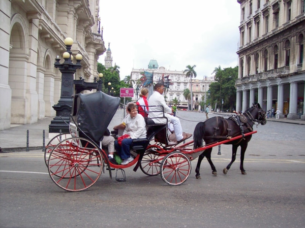 travel to cuba holiday carriage