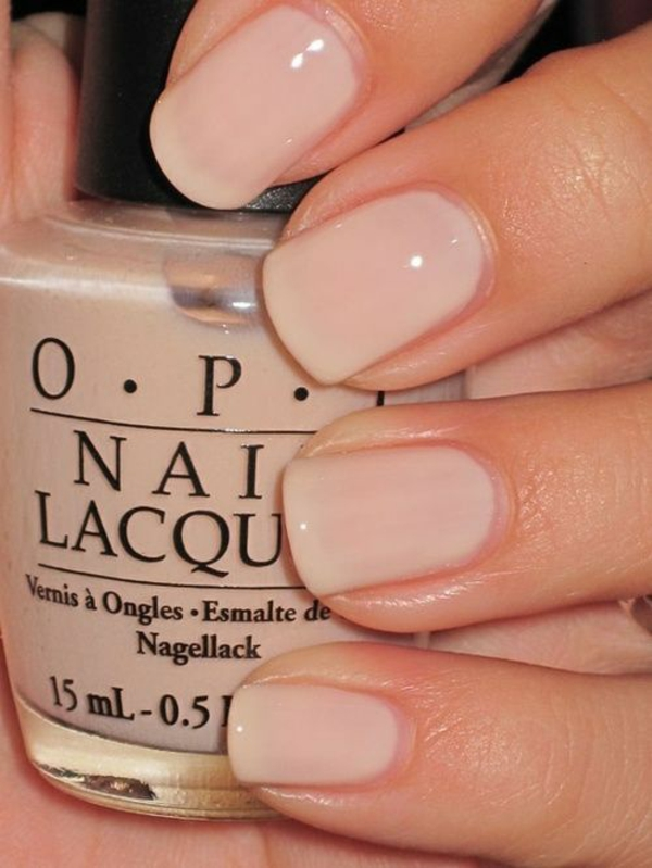 properly nails paint skin color nail polish design