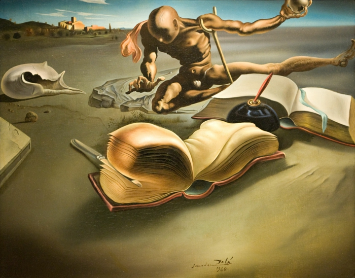 salvador dali art surrealism artist