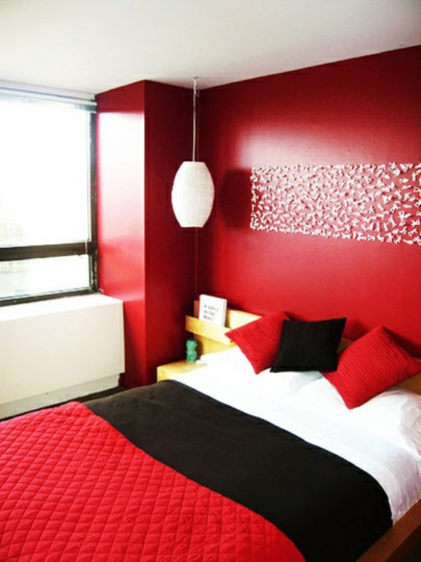 bedroom colors wall colors bedroom red black