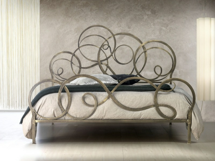 wrought iron bed azzurra idfdesign com