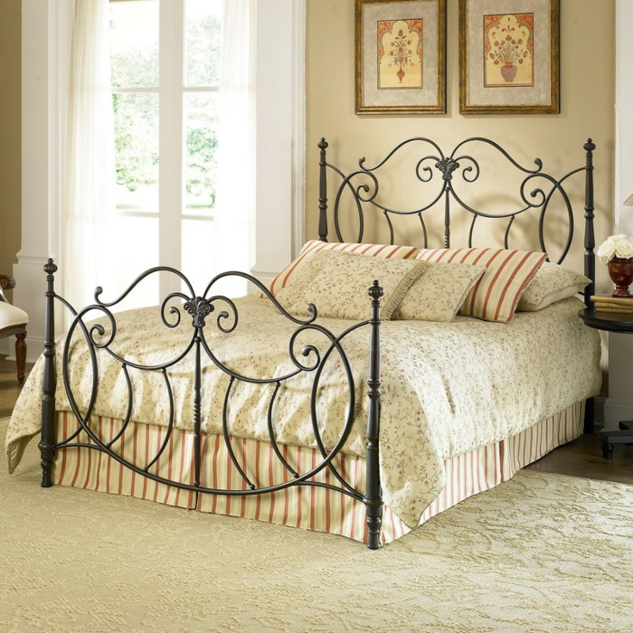 wrought iron bed design elegant lvluxhome com