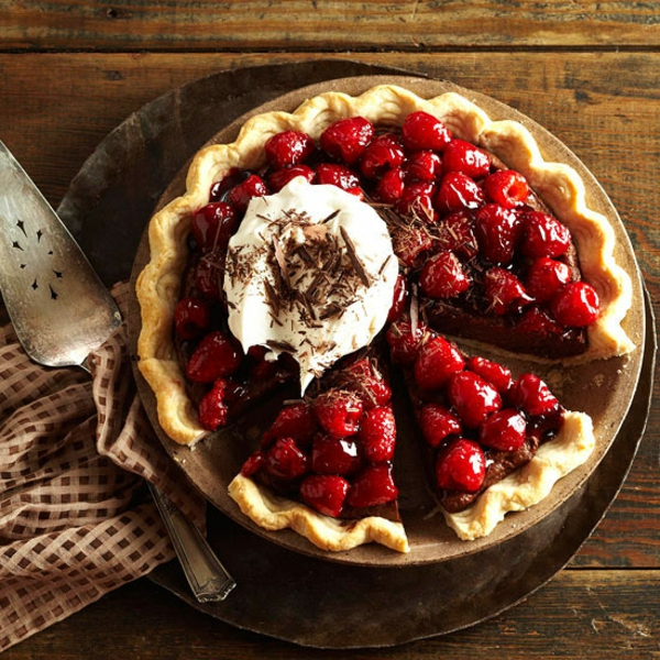 valentines pie dessert recipes fruit