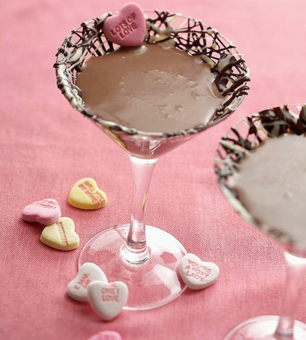 Valentine's Day chocolate dessert recipes