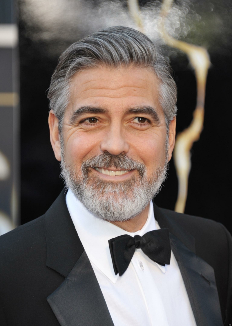 sexy skuespiller Hollywood George Clooney