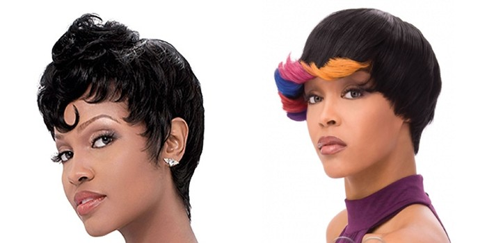 2017-2018 Short Pixie Haircuts for Black Women