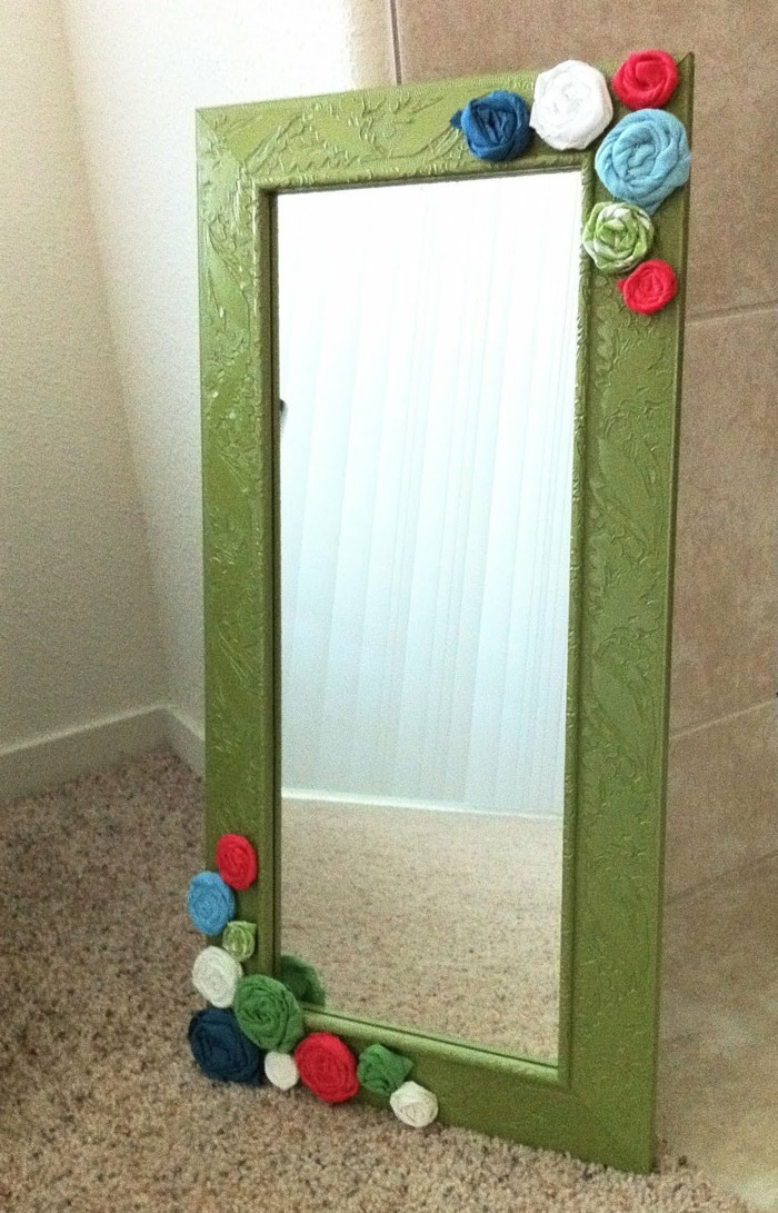 mirror-decorate-creative-ideas-flowers