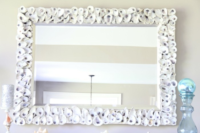 ornate mirror-frame-shells mirror-