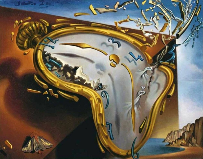 surrealism artist salvador dali artwork