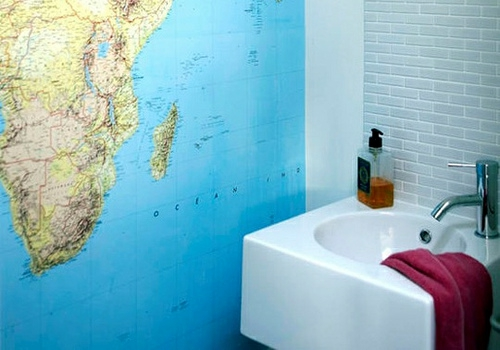 wallpaper ideas in bad map world travel plan