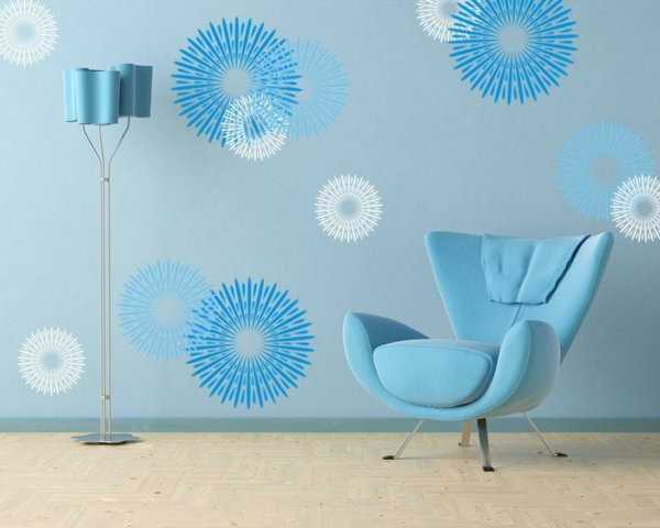 dove wall paint dove blue wall pattern wall design ideas