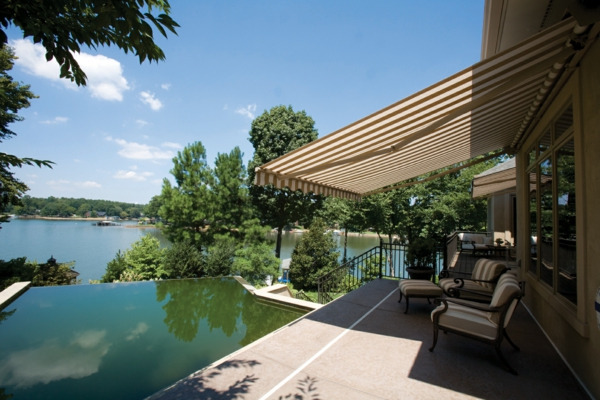 patio canopy design gorgeous factual garden awning brown