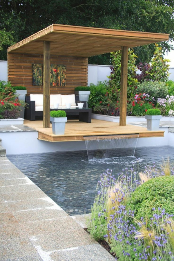 terrace design images porch build wooden pergola right by the pool