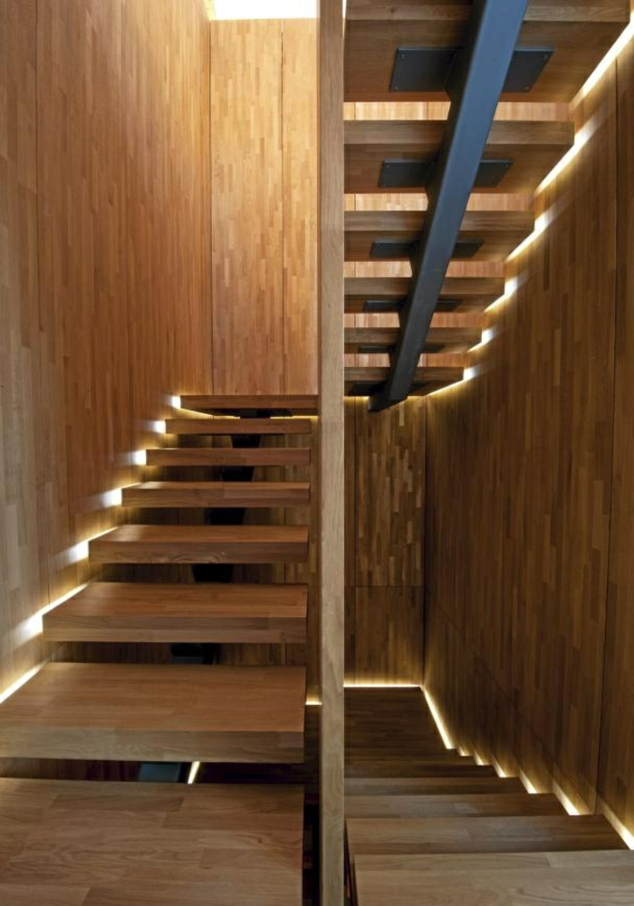 staircase lighting ideas led lighting modern staircase construction