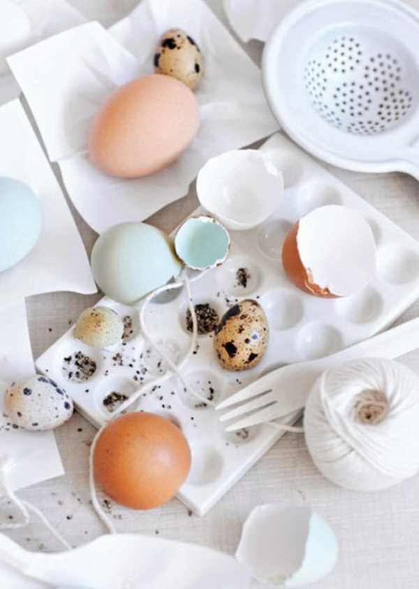 quail eggs decoration suggestion make idea