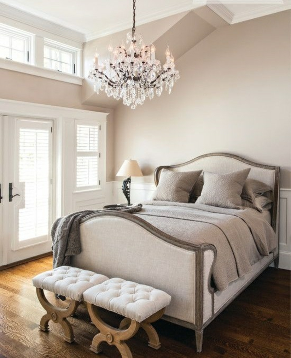 Flat Design Ideas French Style Bedroom Chandelier