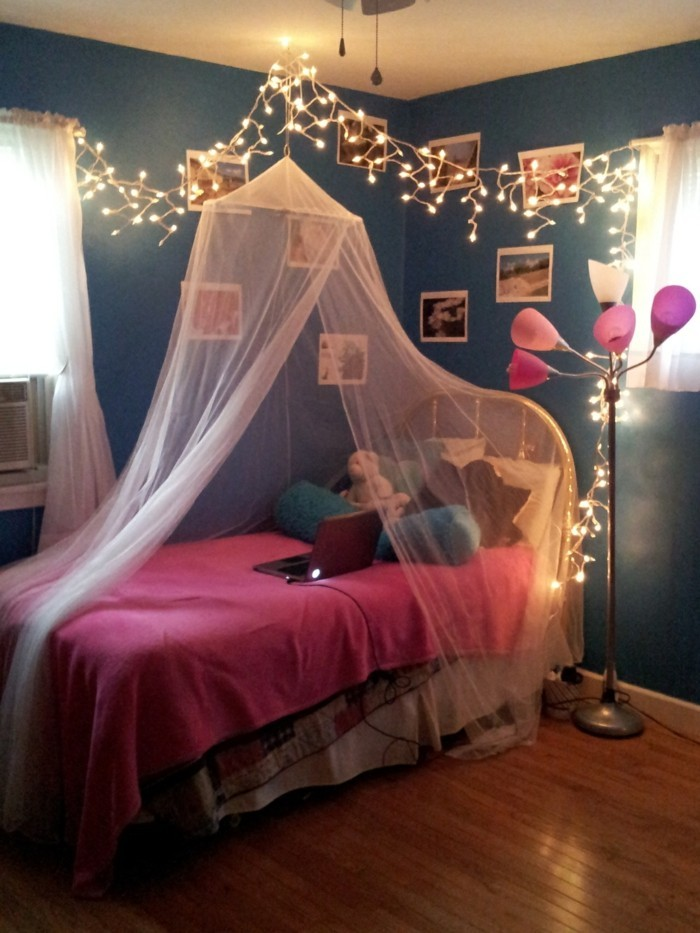 flat decorating ideas youth room tumblr fairy lights