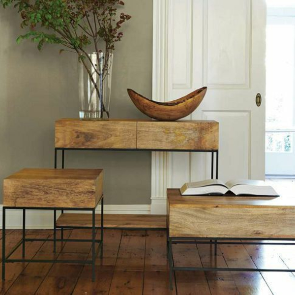 home decor ideas wood furniture