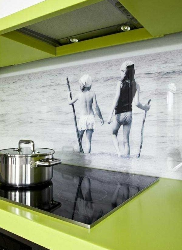 home decorating ideas kitchen kitchen back wall wallpaper